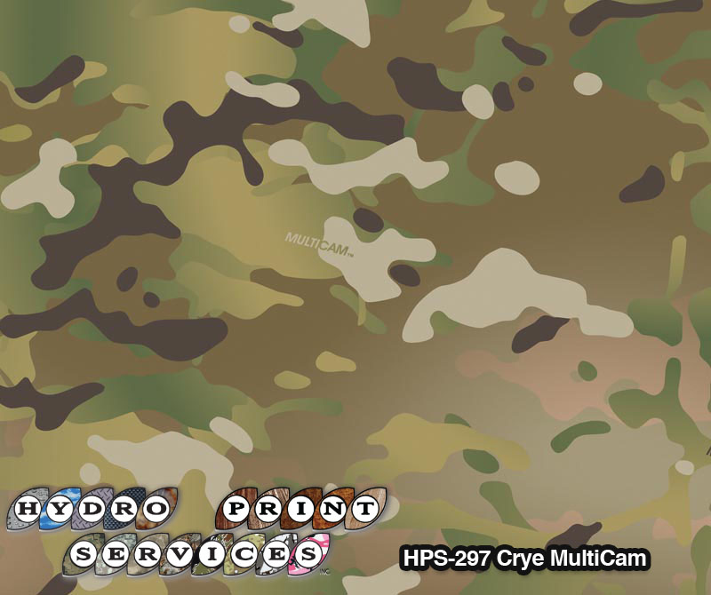 HPS-297 Crye Precision MultiCam