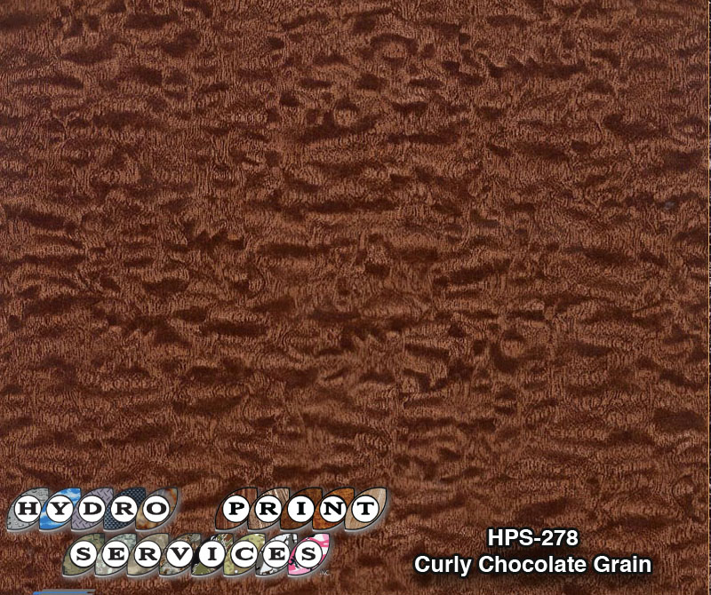 HPS-278 Curly Chocolate Grain (06 Dodge Ram)