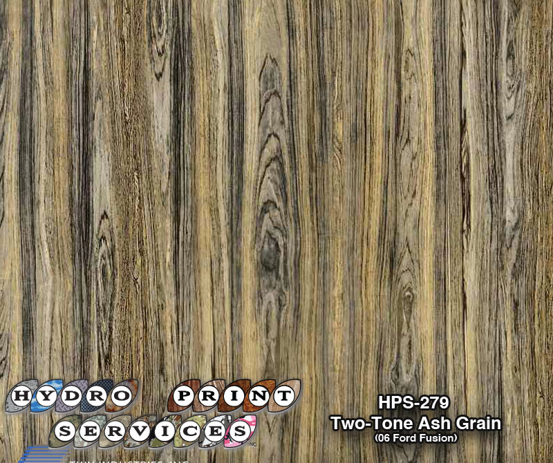 HPS-279 Two-Tone Ash Grain (Ford Fusion Match)