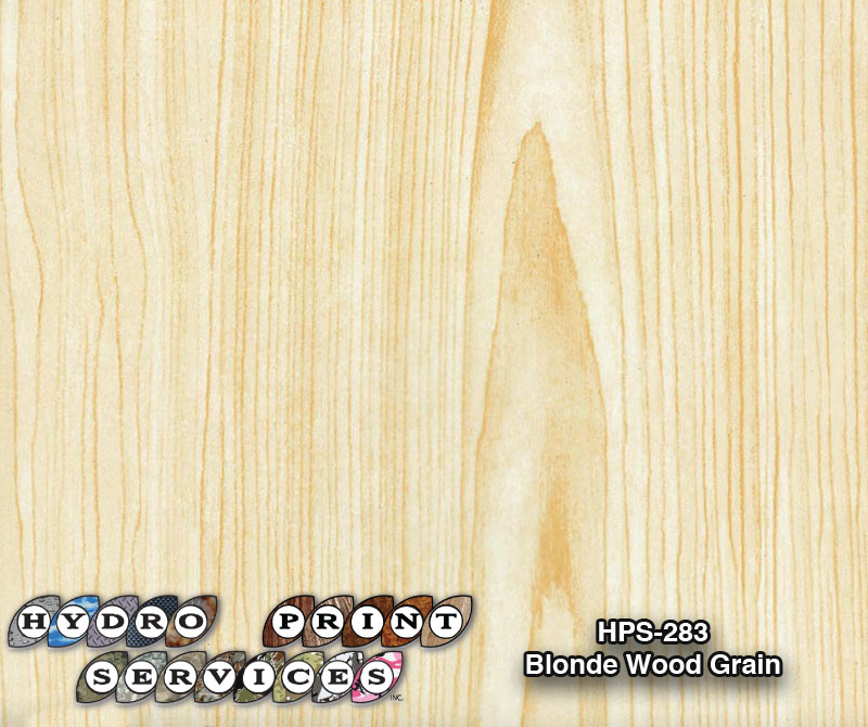 HPS-283 Blonde Wood Grain