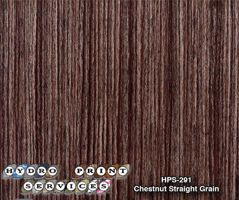 HPS-291 Chestnut Straight Grain (07 Volvo Color Match)